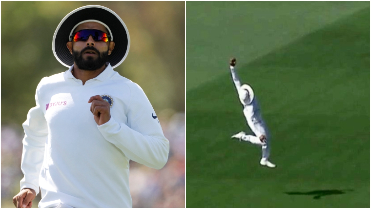 'The flying Indian': Twitter reacts after Ravindra Jadeja's spectacular catch