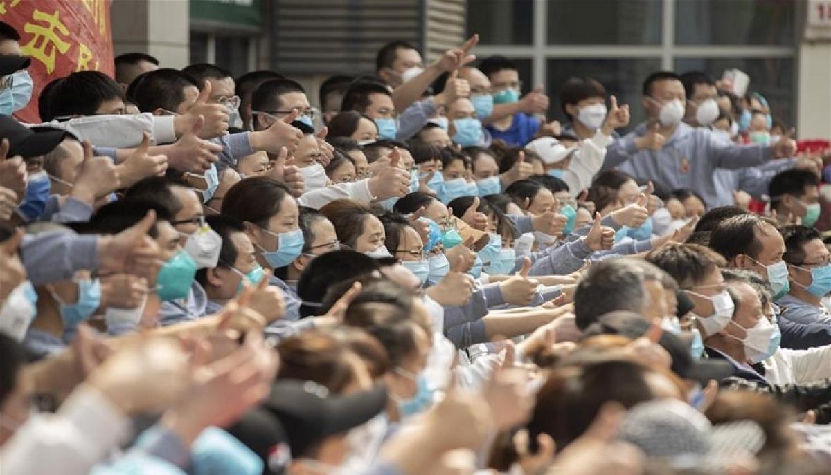 Factbox: China's fight against novel coronavirus outbreak
