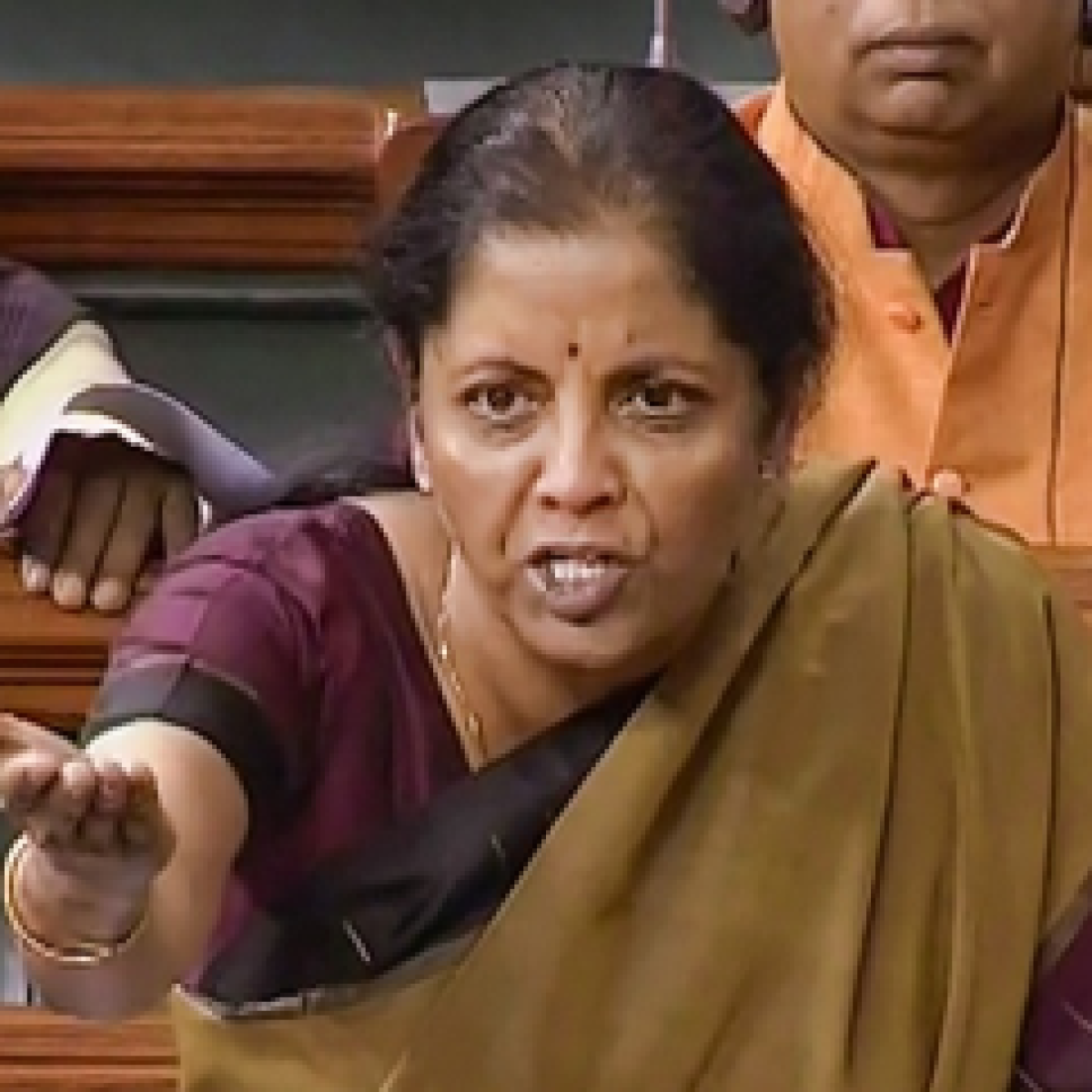 Wilful defaulters were beneficiaries of 'phone banking' under UPA regime, says Nirmala Sitharaman