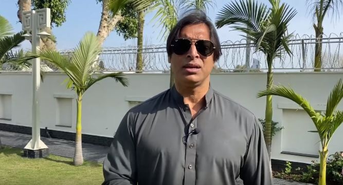 'How can you eat bats, dogs and cats': Shoaib Akhtar slams China in wake of coronavirus outbreak