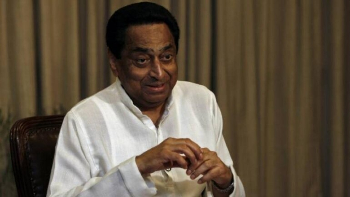 Chief Minister Kamal Nath