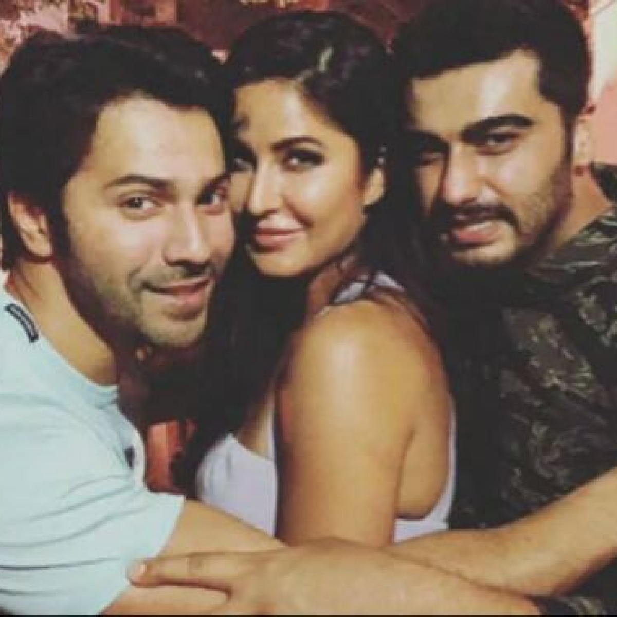 Katrina Kaif shares adorable throwback pictures to wish Arjun Kapoor on birthday