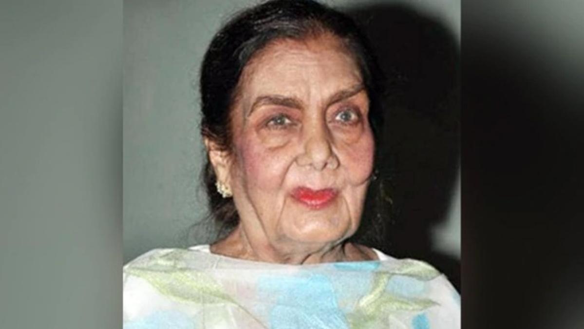 Nimmi, actress of yore, passes away at 88