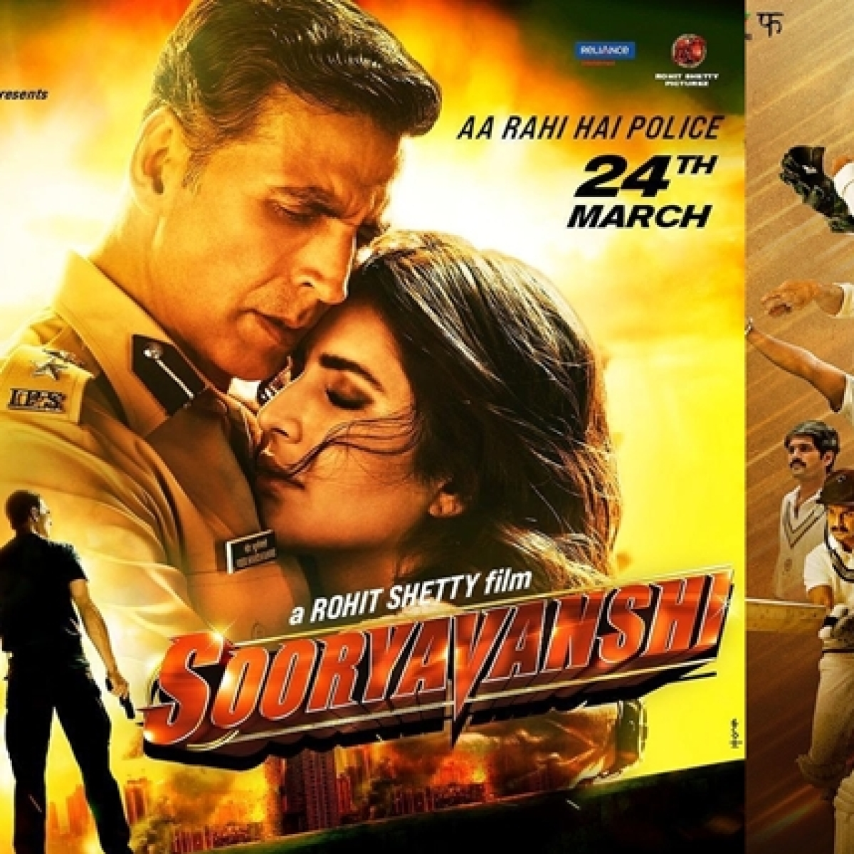 'Sooryavanshi', '83 release date to be pushed ahead amid coronavirus scare