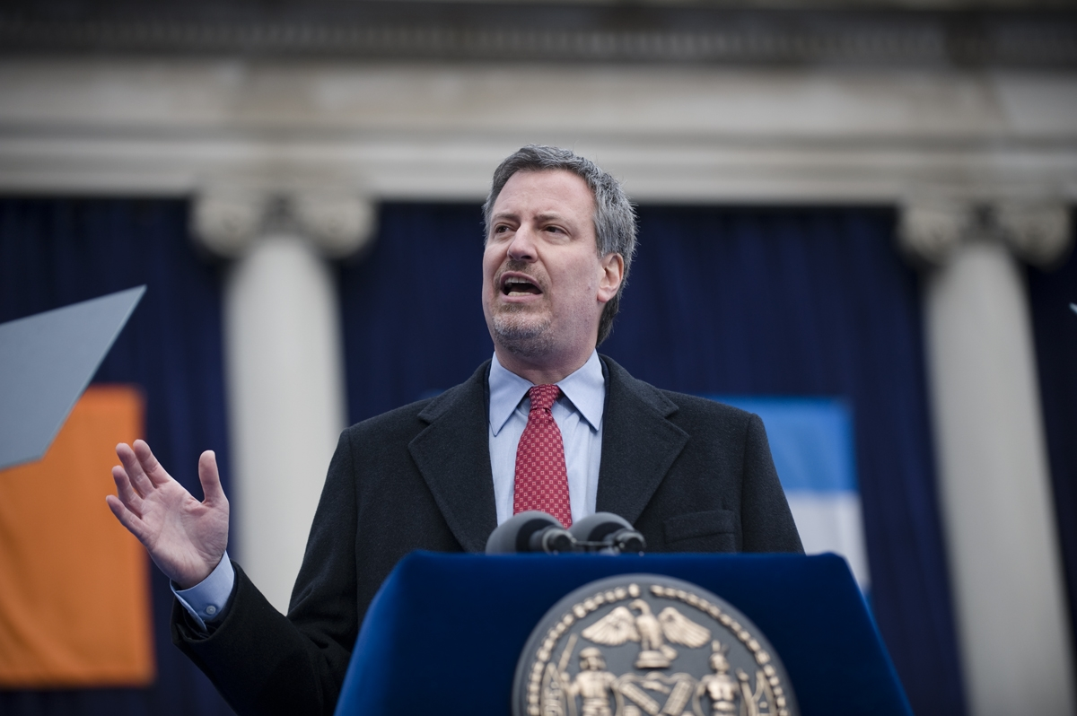 'Get out on the town...': When New York City's Mayor wanted people to visit public places amid coronavirus outbreak