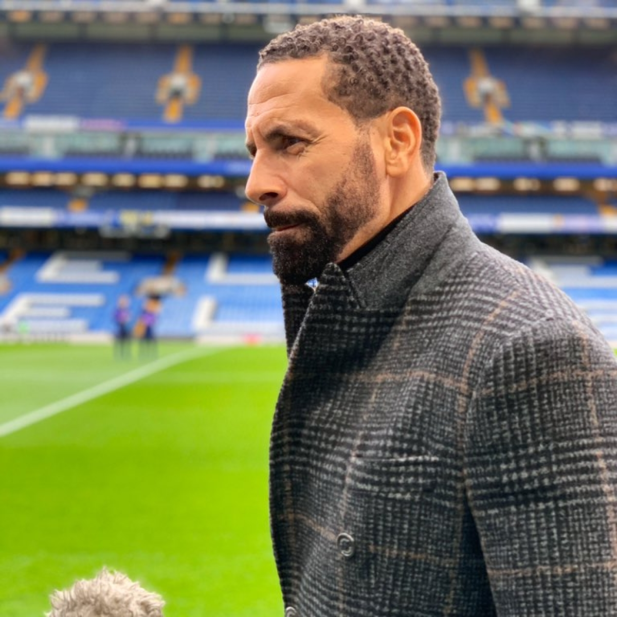 Rio Ferdinand doesn't want Liverpool to win their first title in 30 years