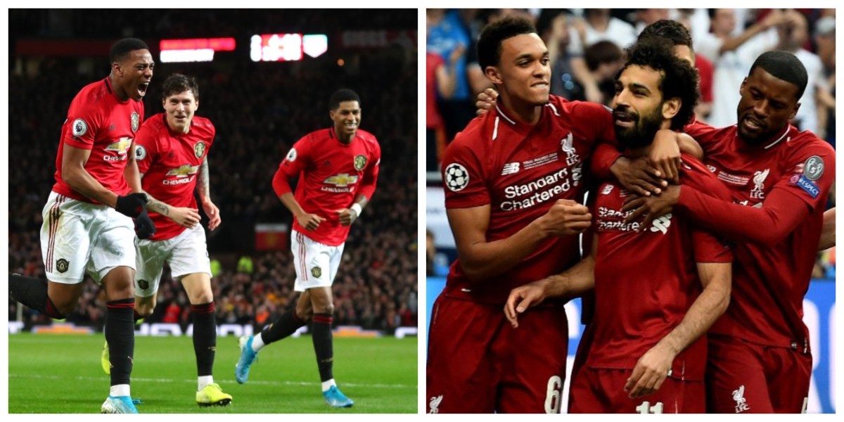 Premier League:  Liverpool likely to break arch-rivals Manchester United's record in title hunt