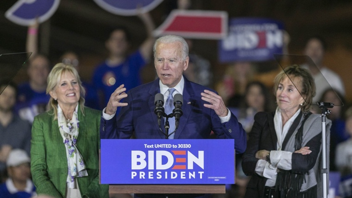 Lannister or Biden? Netizens baffled as Democratic front-runner Joe Biden mistakes his wife for his sister