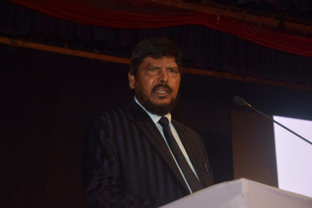 Watch: After 'Go Corona, Corona Go',  Ramdas Athawale comes up with a slew of 'coronavirus' poems