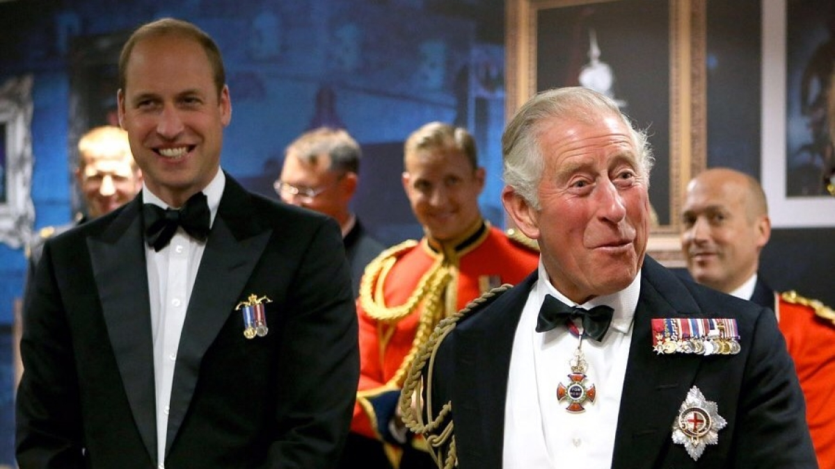 This didn't age well: As Prince Charles tests positive, old video of Prince William joking about coronavirus goes viral