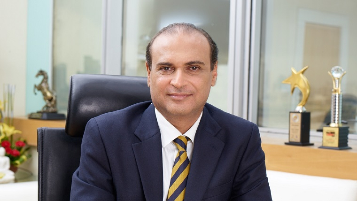 Marzin Shroff, Managing Director and CEO of Eureka Forbes Ltd