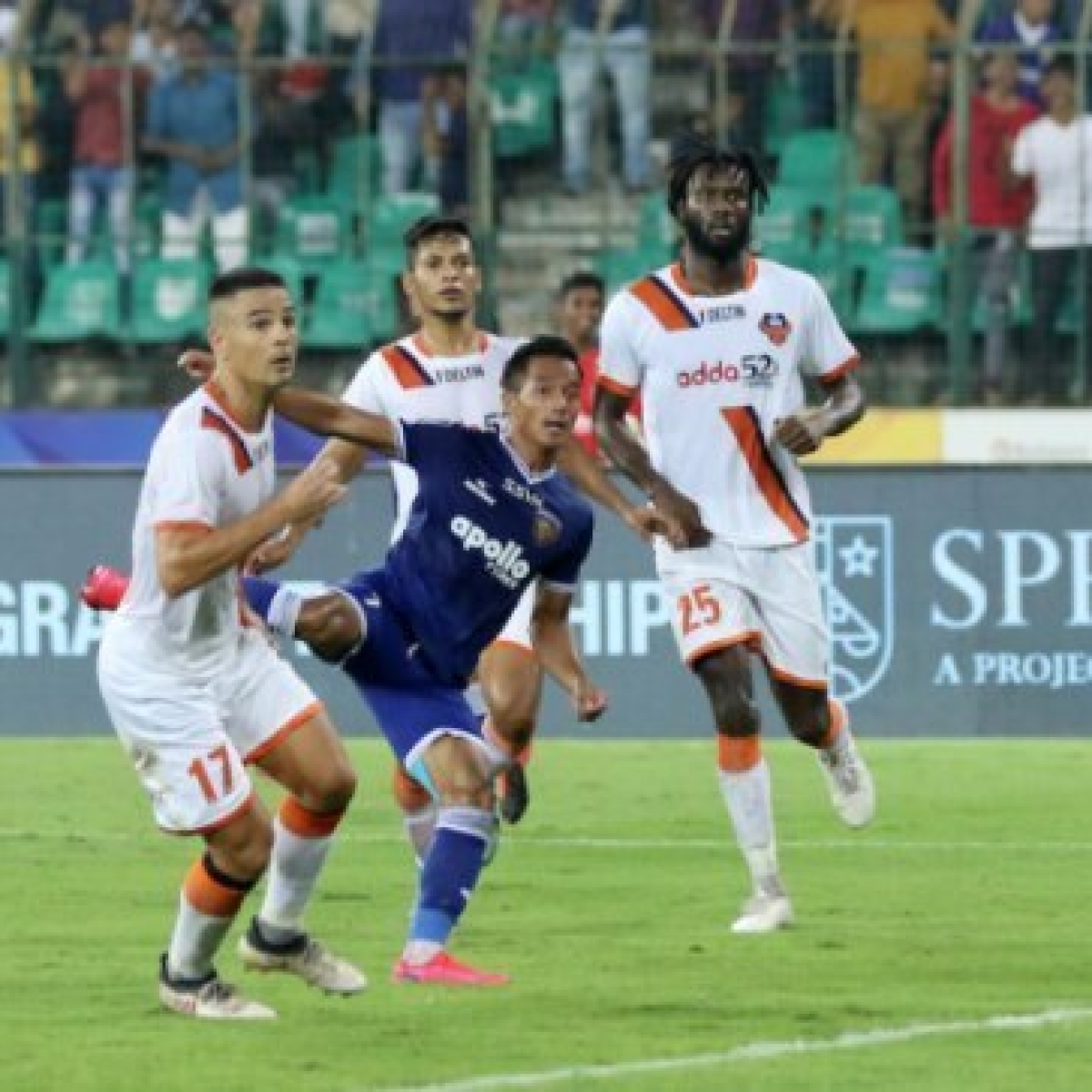ISL semi-final: Chennaiyin stun FC Goa by 4-1 in semifinal