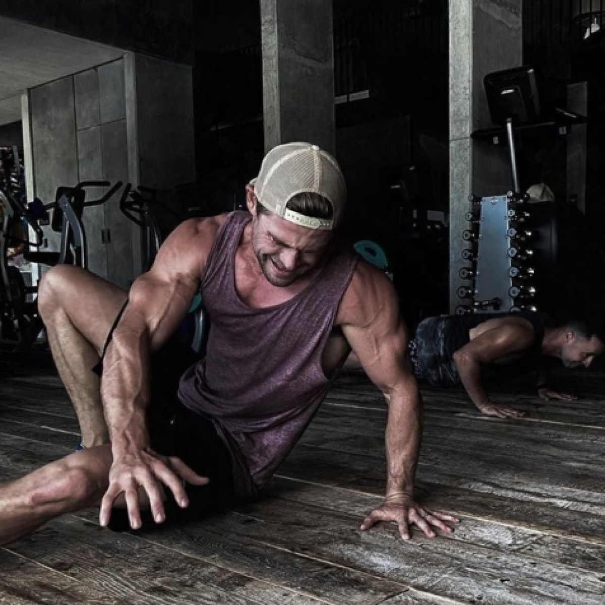 Chris Hemsworth offers his workout regimes for free amid coronavirus lockdown