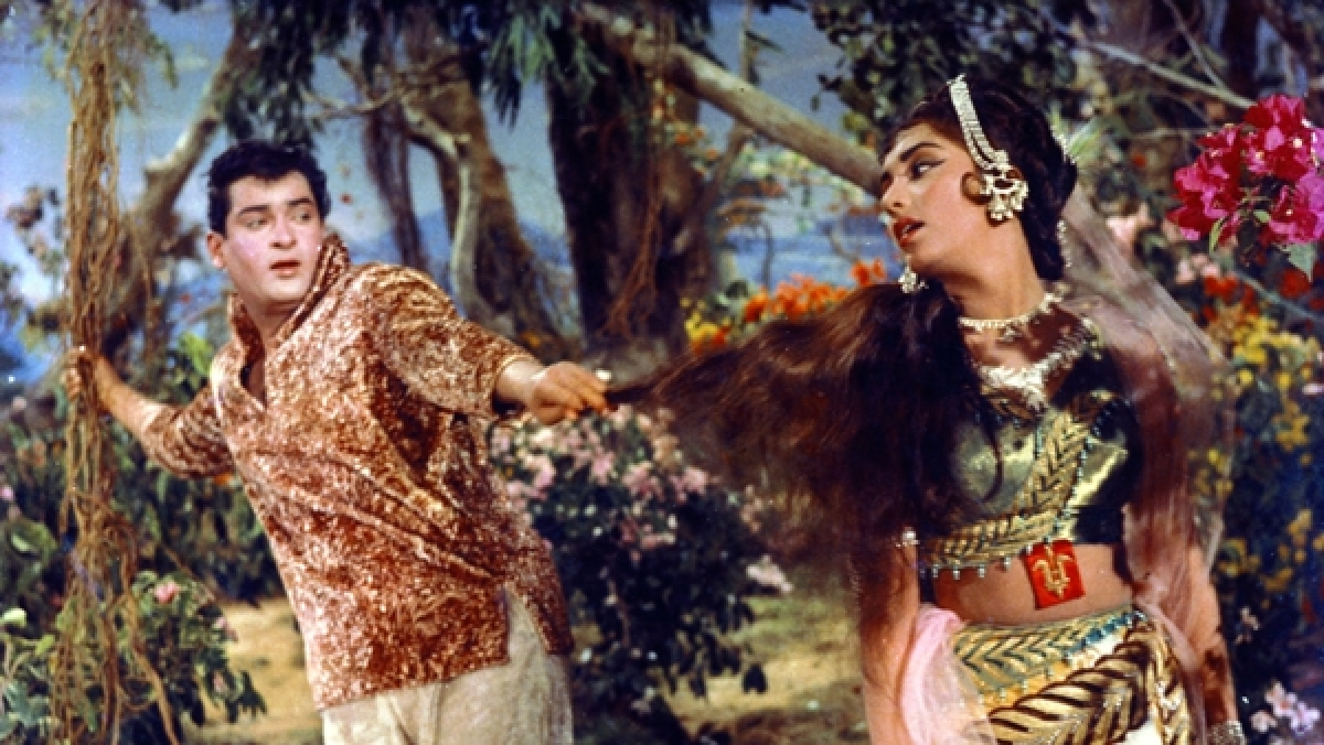 Hooked by the movies: Recalling films and the joys of watching them in a movie hall