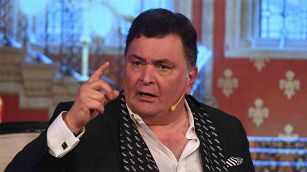 'Sir whisky ka stock kar liya': Rishi Kapoor gets mad at netizens asking if he's stocked up on alcohol