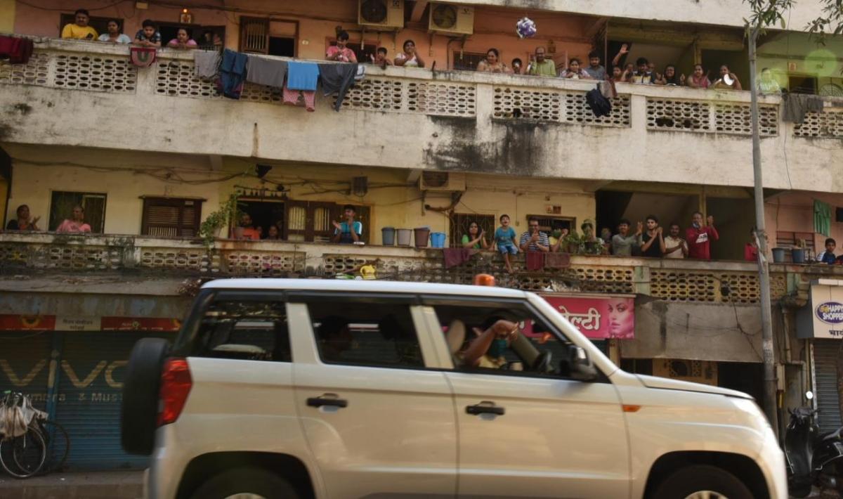 Coronavirus in Mumbai: Mira Bhayandar residents remain indoors during Janta Curfew, view pics