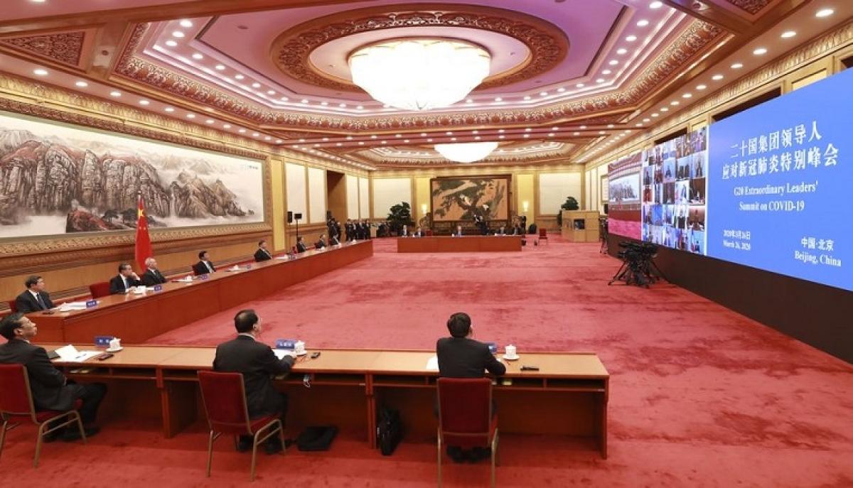 Coronavirus Update: G20 leaders pledge united response against COVID-19
