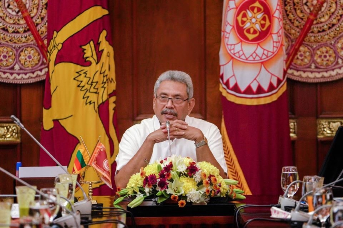 Sri Lankan President Gotabaya Rajapaksa dissolves Parliament as EC announces snap election on April 25