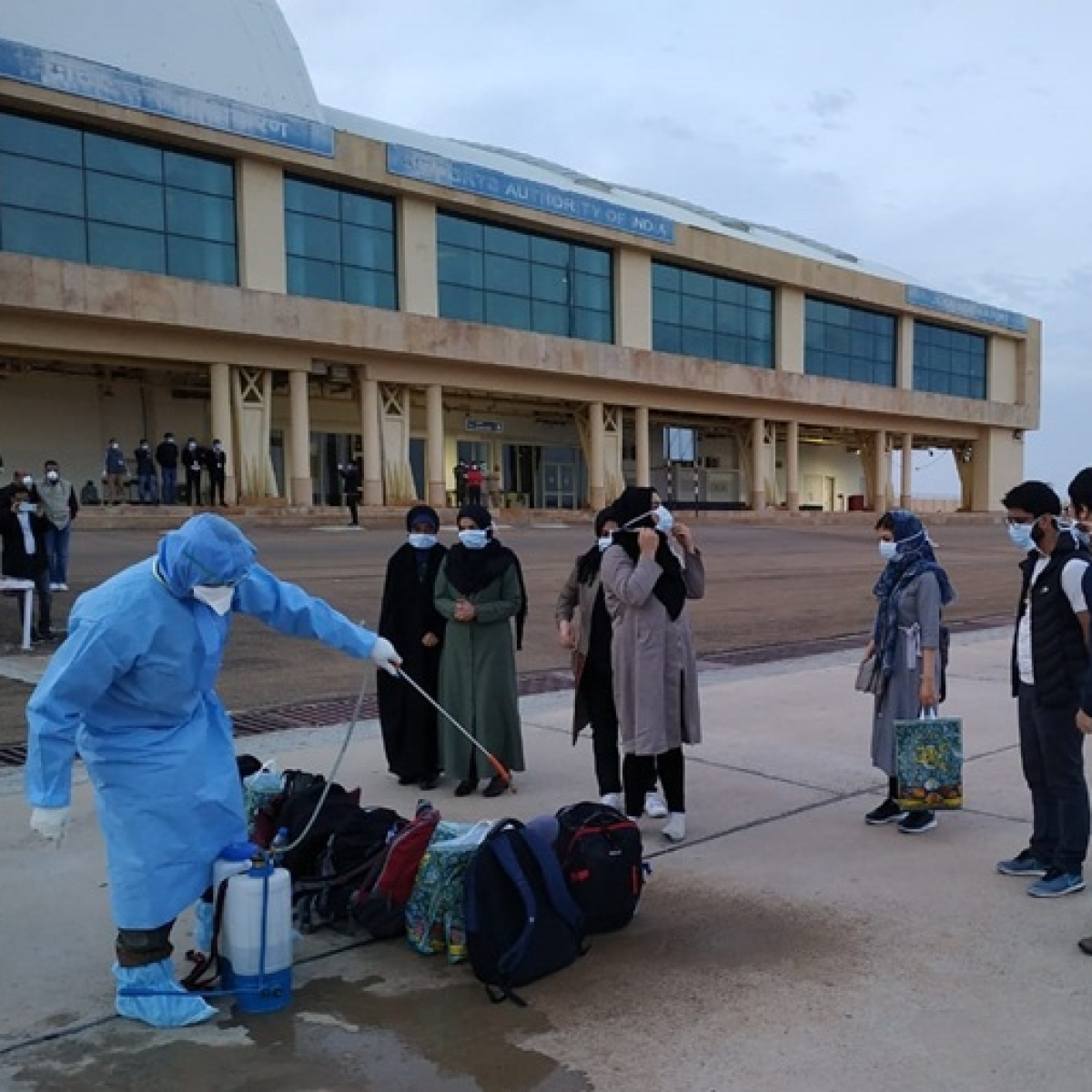 53 Indians evacuated from Iran moved to Army Wellness Centre in Rajasthan's Jaisalmer
