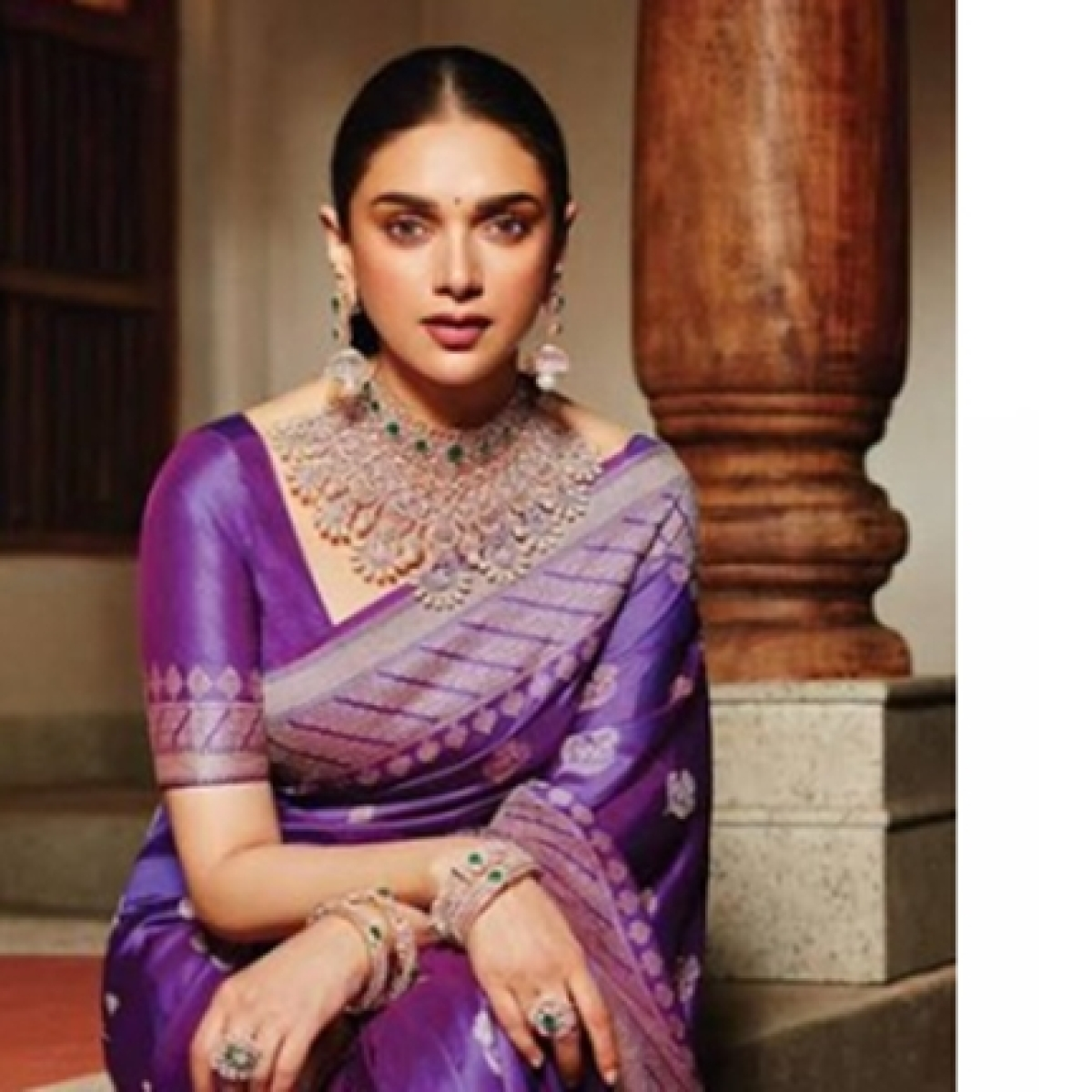 Coronavirus: This Twitter thread has hand sanitisers inspired by Aditi Rao Hydari's couture!