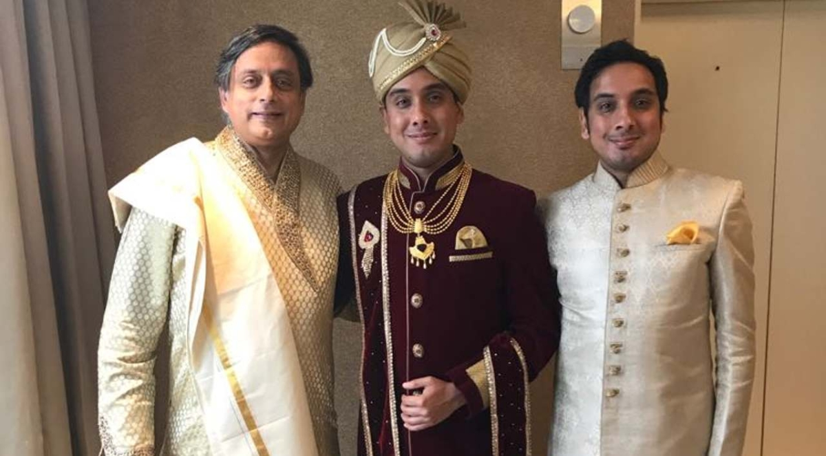 'Lackadaisical Boomer' Shashi Tharoor called out by his son for not practising social distancing amid coronavirus outbreak