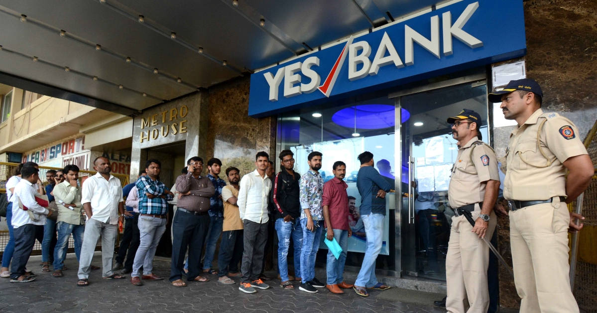 YES Bank Crisis: Private lender reports its worst loss at Rs 18,564 cr in December quarter