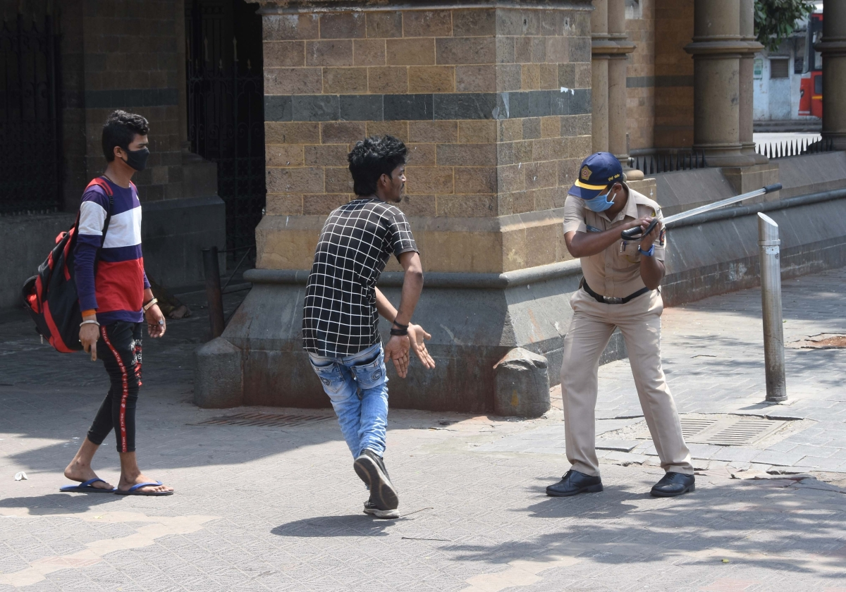 Coronavirus in Mumbai: 467 booked for violating laws amid lockdown until March 28
