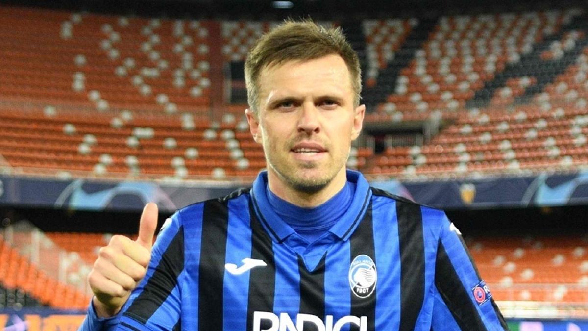 Champions League: Josip Ilicic guides Atalanta into quarter-finals