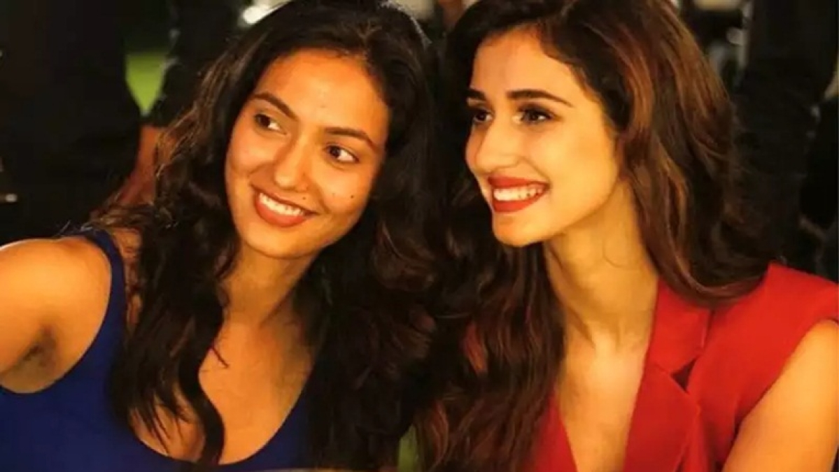 Disha Patani shares pics from sister Khushboo's army training days, says 'Women's Day is everyday'