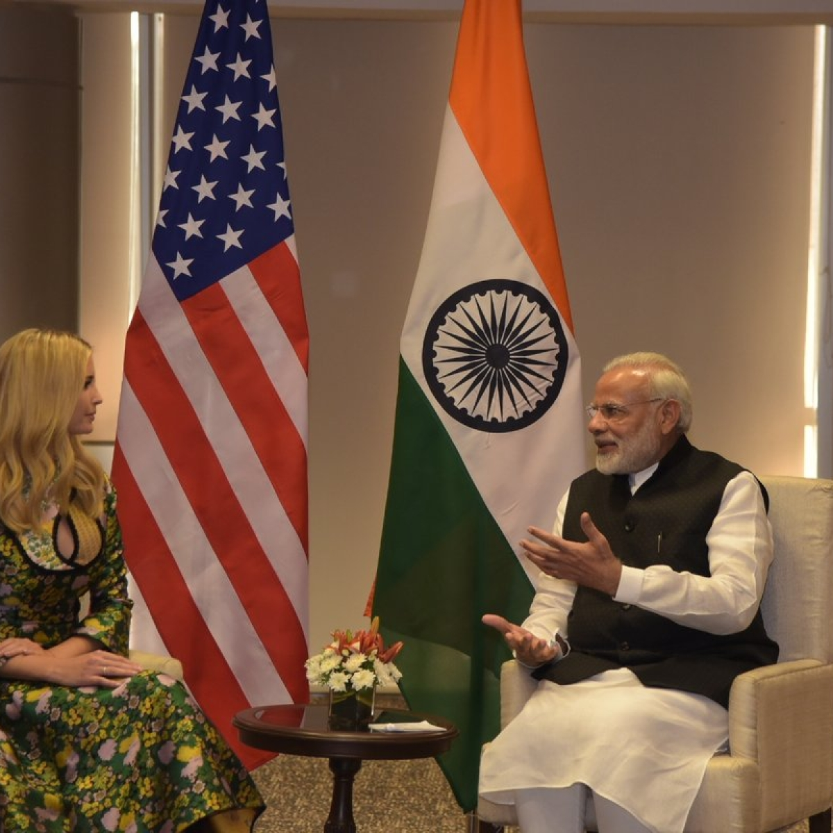 Ivanka thanks PM Modi for Yoga Nidra tweet, says it is wonderful