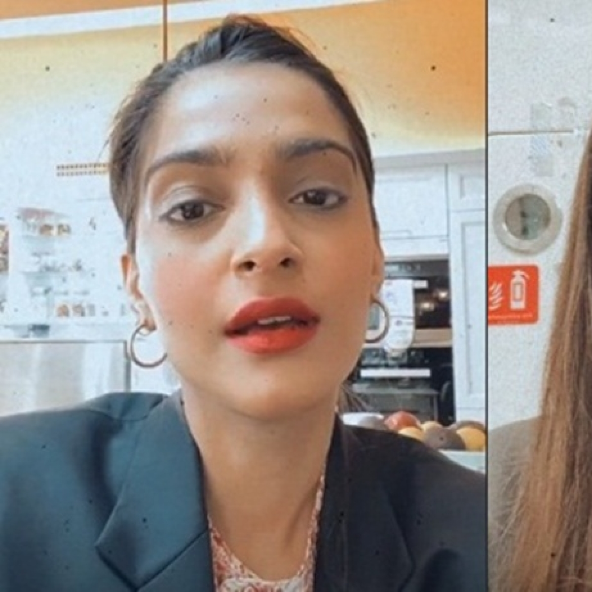 'Govt is doing best it can': Sonam Kapoor hails 'incredible' effort to tackle coronavirus