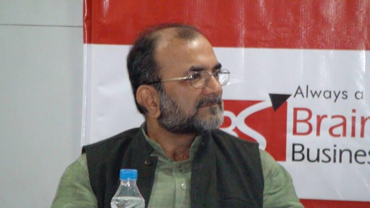 Bikash Ranjan Bhattacharya