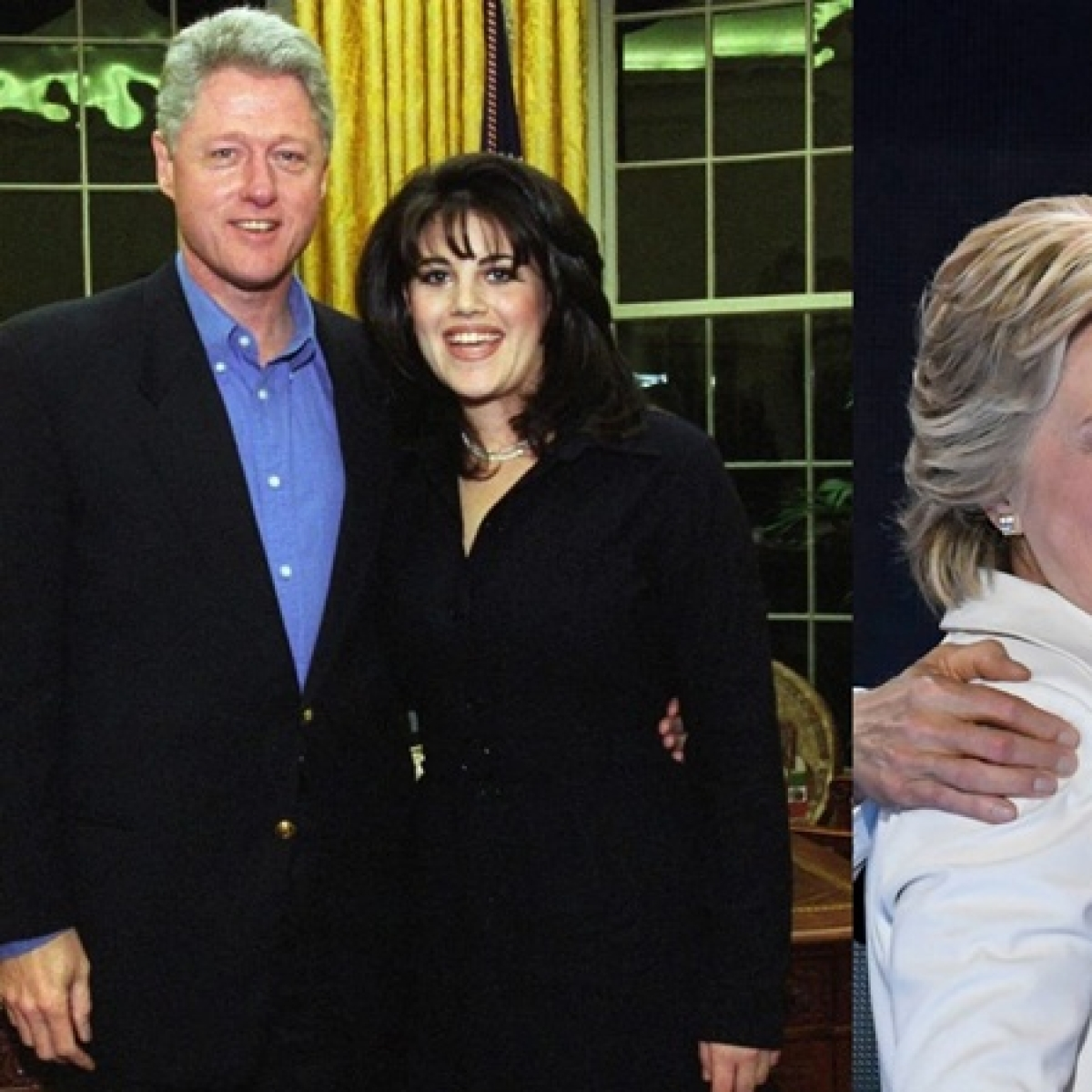 Bill Clinton says fling with Monica Lewinsky was to 'manage anxiety'