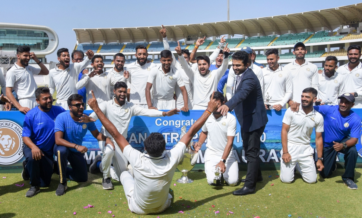 From losing finals against Vidarbha to  maiden Ranji title against Bengal, the rise of Saurashtra cricket