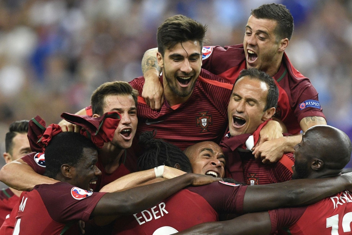 Portugal are the defending champions of Euro 2016.