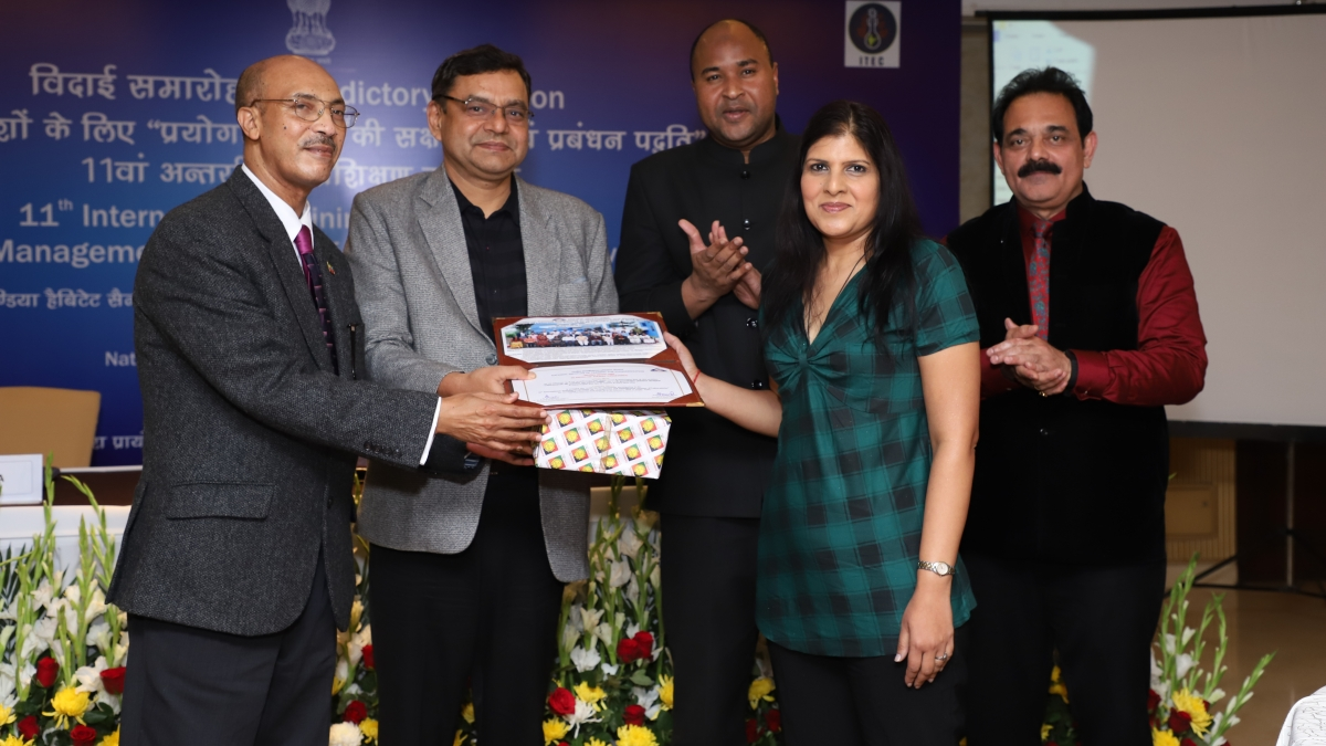 11th International Training Programme by BIS concludes successfully