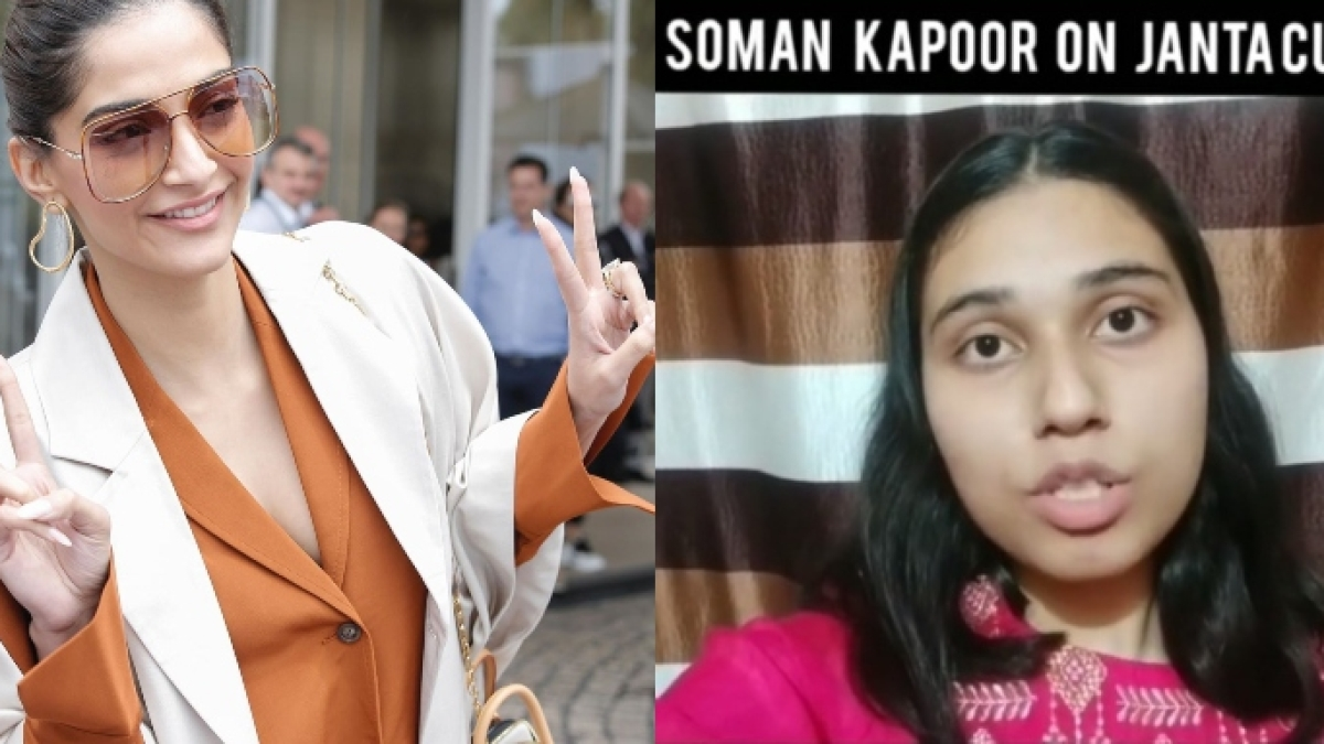 Saloni Gaur's version of Sonam Kapoor Ahuja 'celebrating'  Janta Curfew will leave you in splits