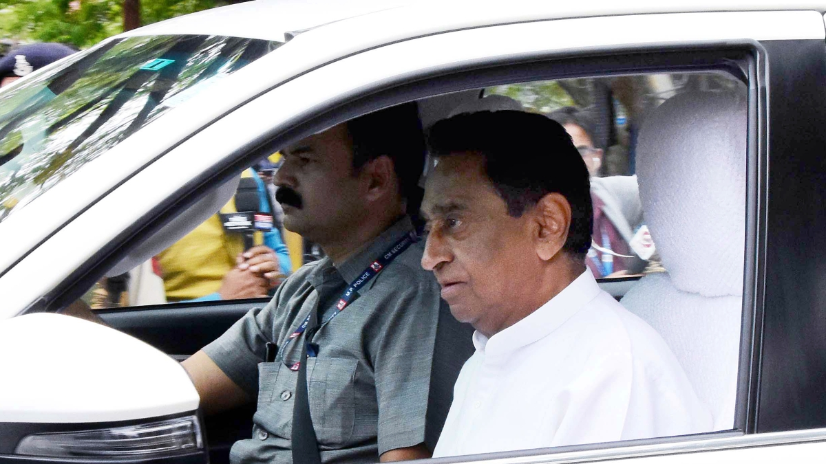 Madhya Pradesh crisis: All eyes on Kamal Nath government as floor test likely to be held in assembly today
