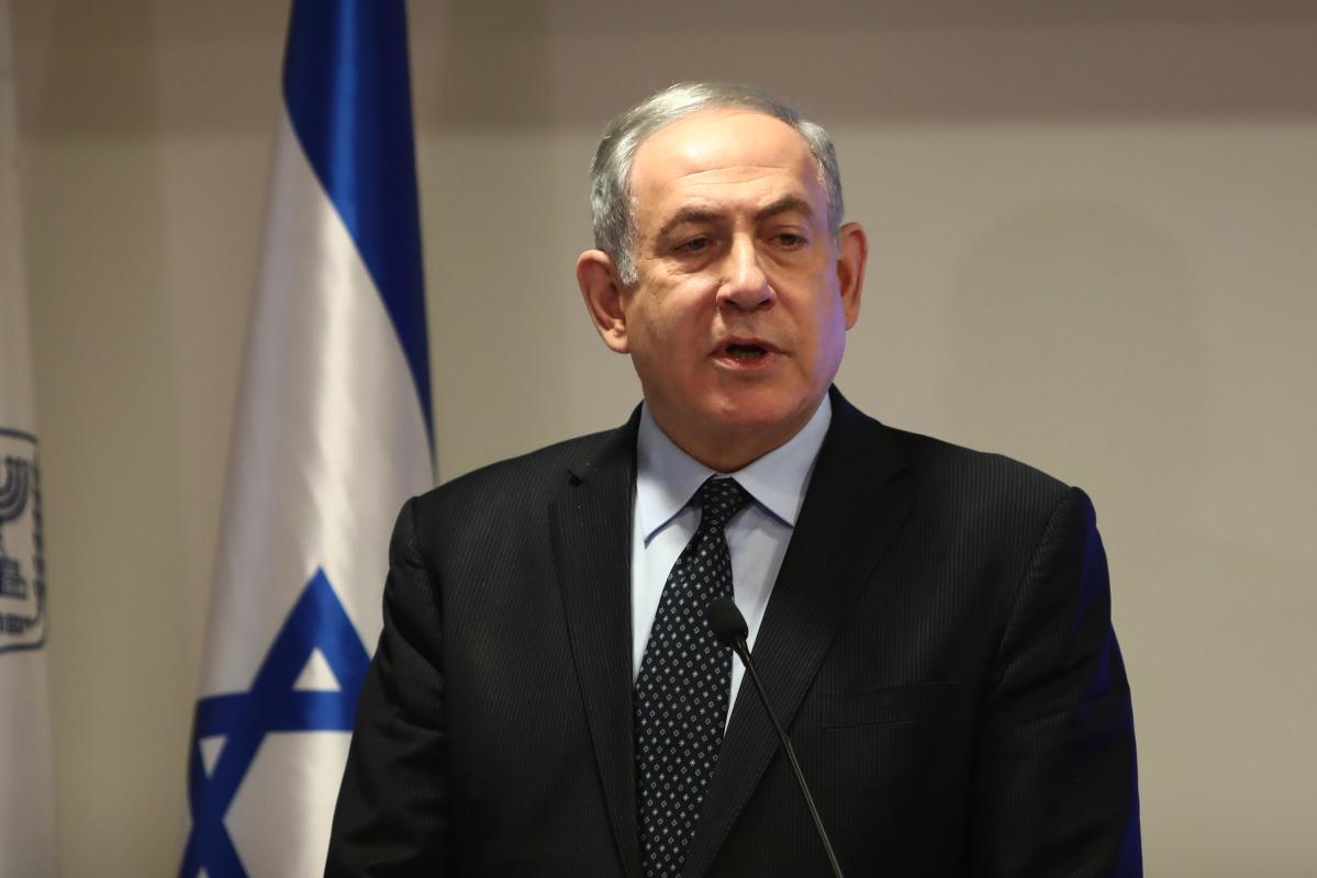 Shalom Namaste: Israeli PM Benjamin Netanyahu urges citizens to ditch handshake amid coronavirus outbreak