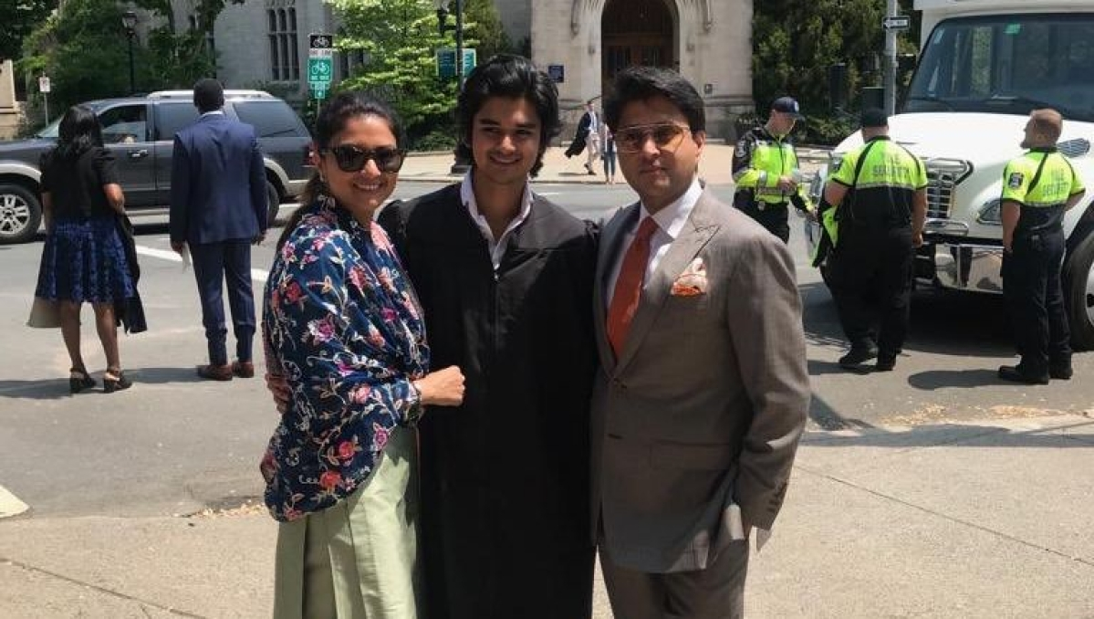 'Iska aur Ananya ka struggle…': Twitter pans Jyotiraditya Scindia's son for 'proud of our history' comment
