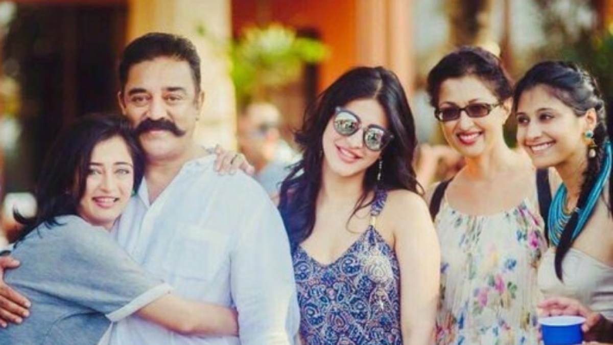 Kamal Haasan, Sarika, Shruti, Akshara stay in 4 houses amid coronavirus lockdown