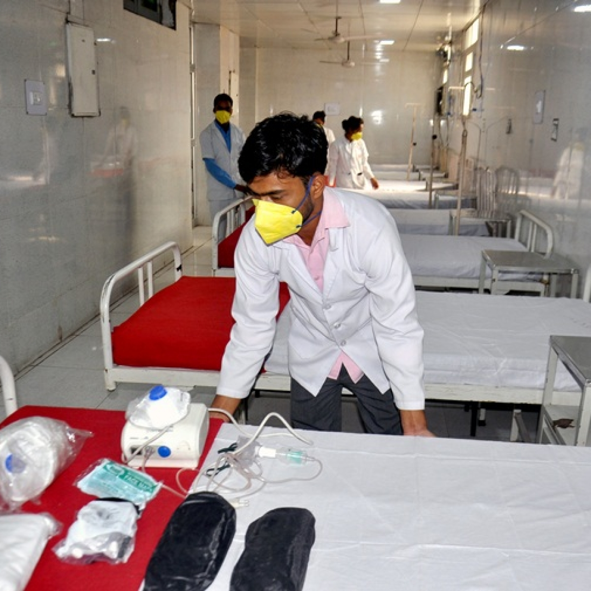 Coronavirus updates in Mumbai: After one patient tested positive for COVID-19, Hinduja Hospital takes preventive measures to check patients