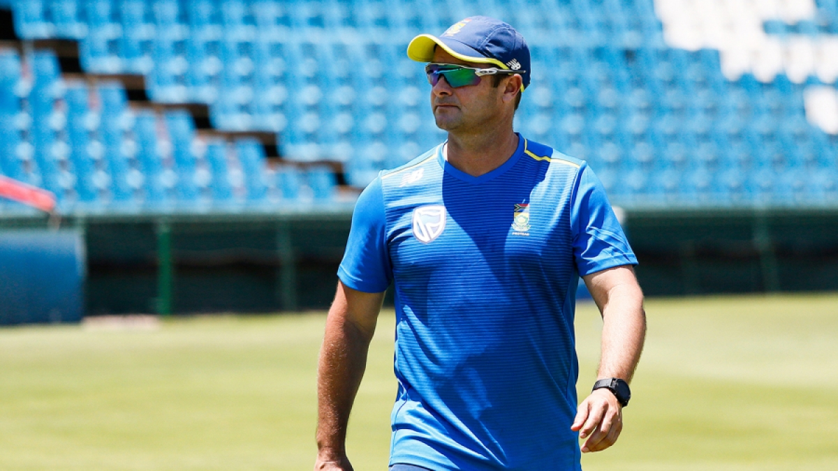 Latest  Coronavirus Update: After Joe Root, South Africa coach Mark Boucher says Proteas likely to avoid 'customary handshake' against India