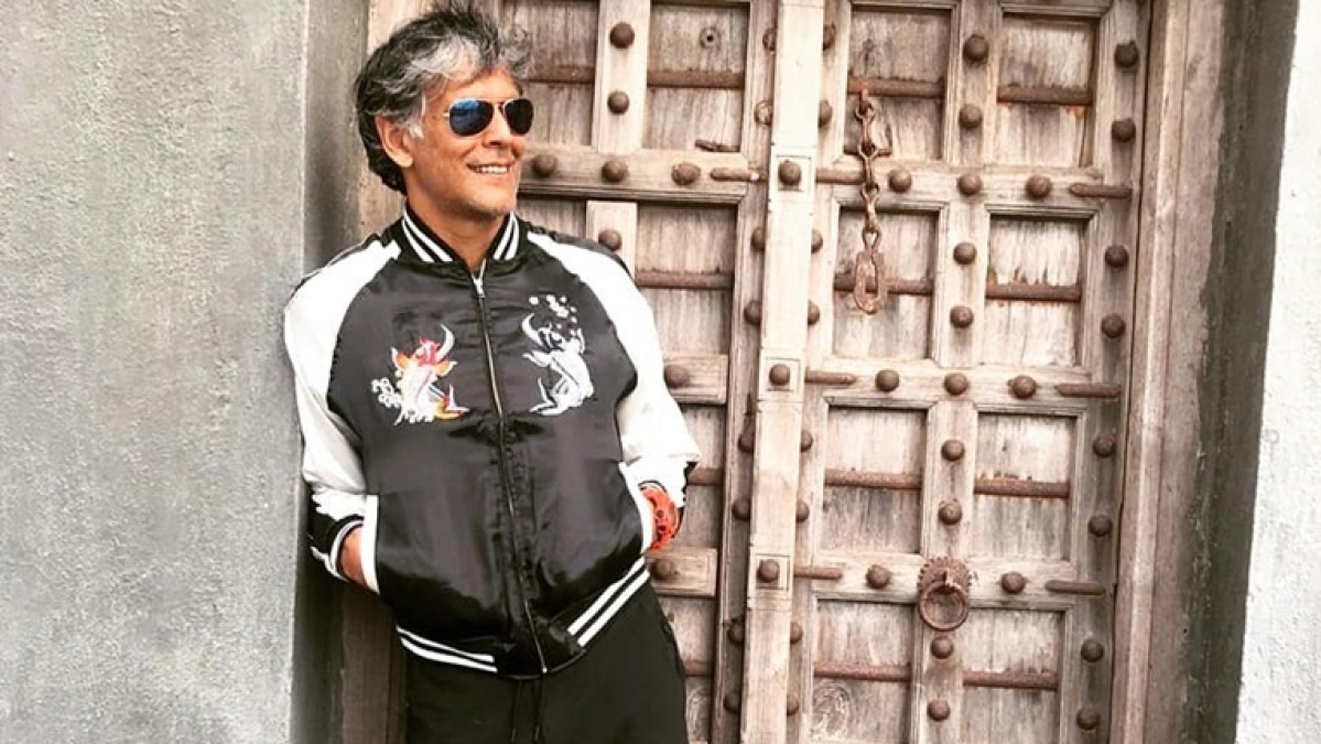 Don't see what was there to be proud of: Milind Soman on his RSS link and his dad being a 'proud Hindu'