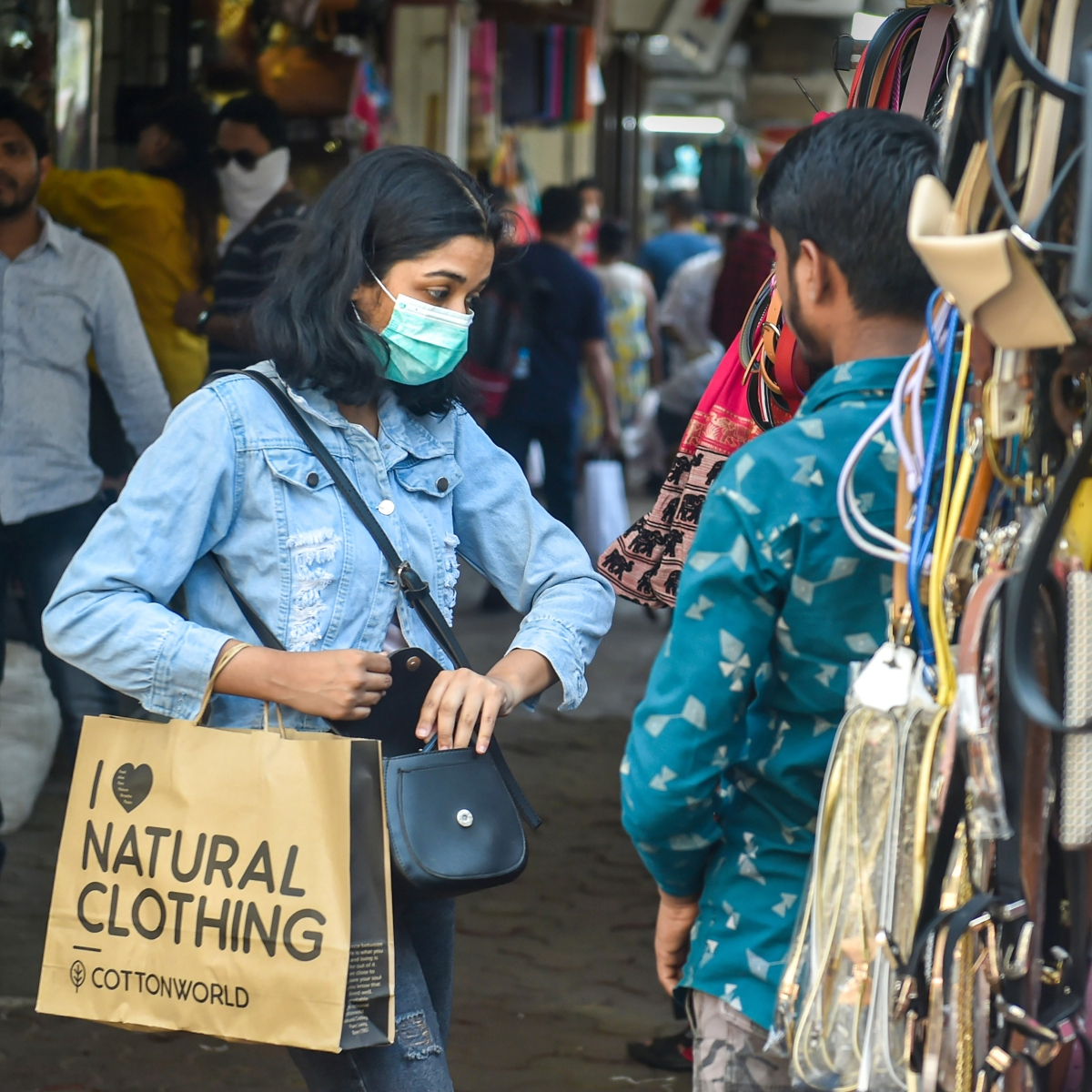 Coronavirus in Mumbai: Only nine of 24 wards in city have more than 1,000 patients, says report