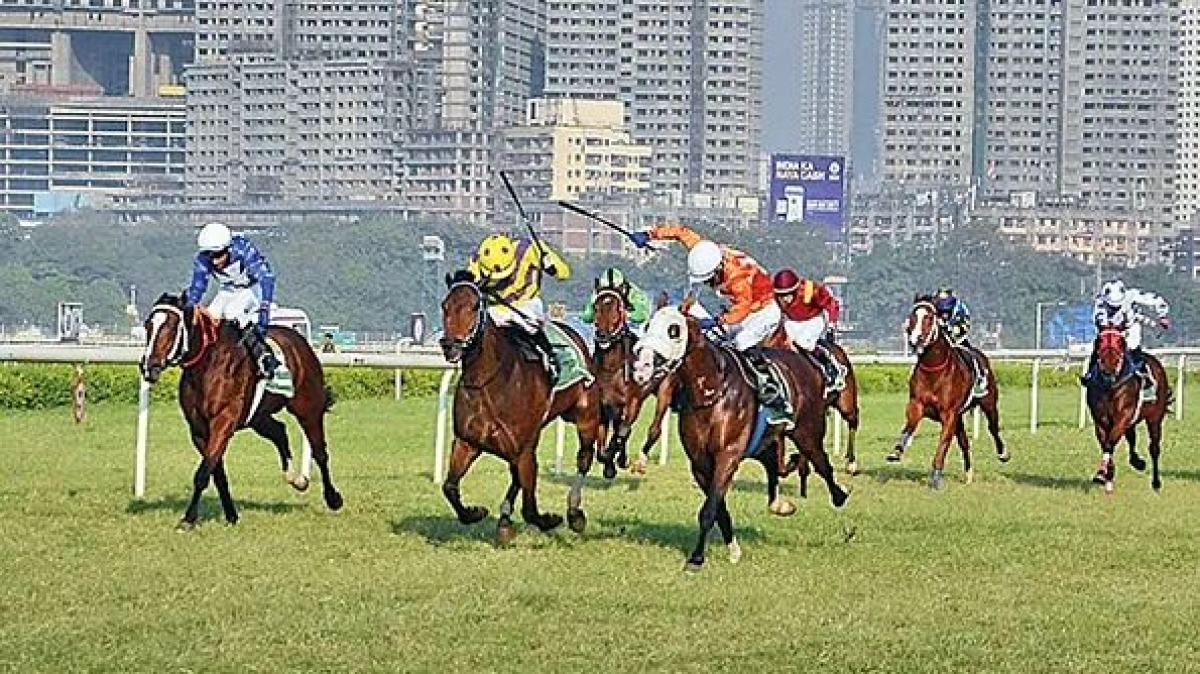 CN Wadia Gold Cup's 76th edition held in Mumbai