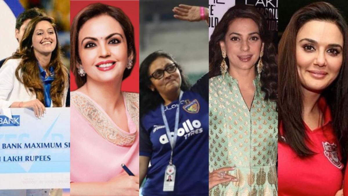International Women's Day 2020: From Nita Ambani to Preity Zinta, 5 sports team owners who redefine the term 'Boss Lady'