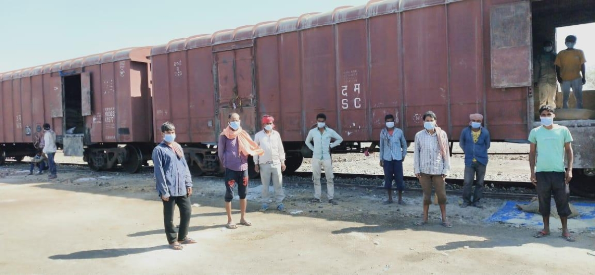 WR decides to transport essential commodities through parcel trains