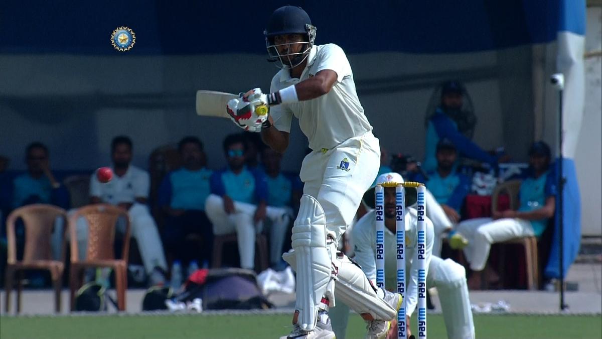Ranji Trophy semifinals: Anustup Majumdar's consecutive ton revives Bengal innings