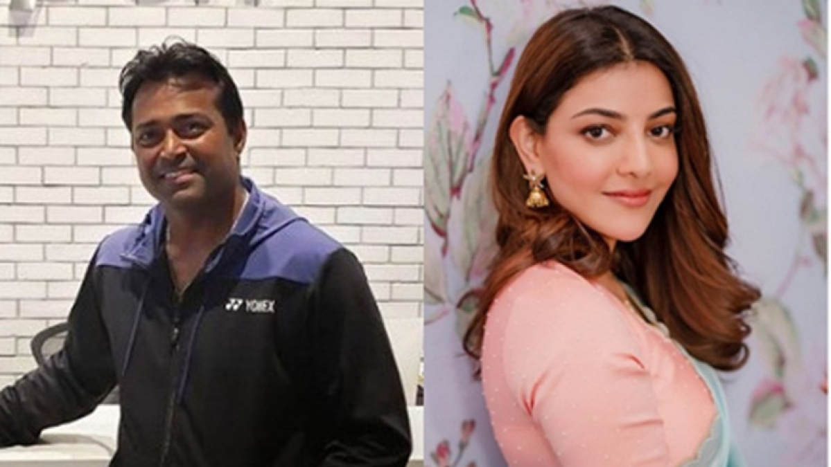 Tennis star Leander Paes dating 'Singham' actress Kajal Aggarwal?